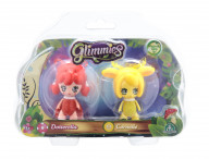 Куклы Glimmies Cornélie и Dotterella, 6 см