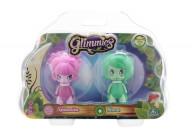 Куклы Glimmies Nova и Spinosita, 6 см