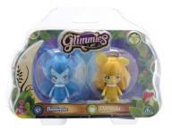 Куклы Glimmies Batlinda и Dormilla, 6 см