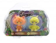 Куклы Glimmies Lumix и Hazelyn, 6 см