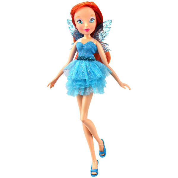 "Кукла Winx Club ""Мода и магия-4"" Блум"