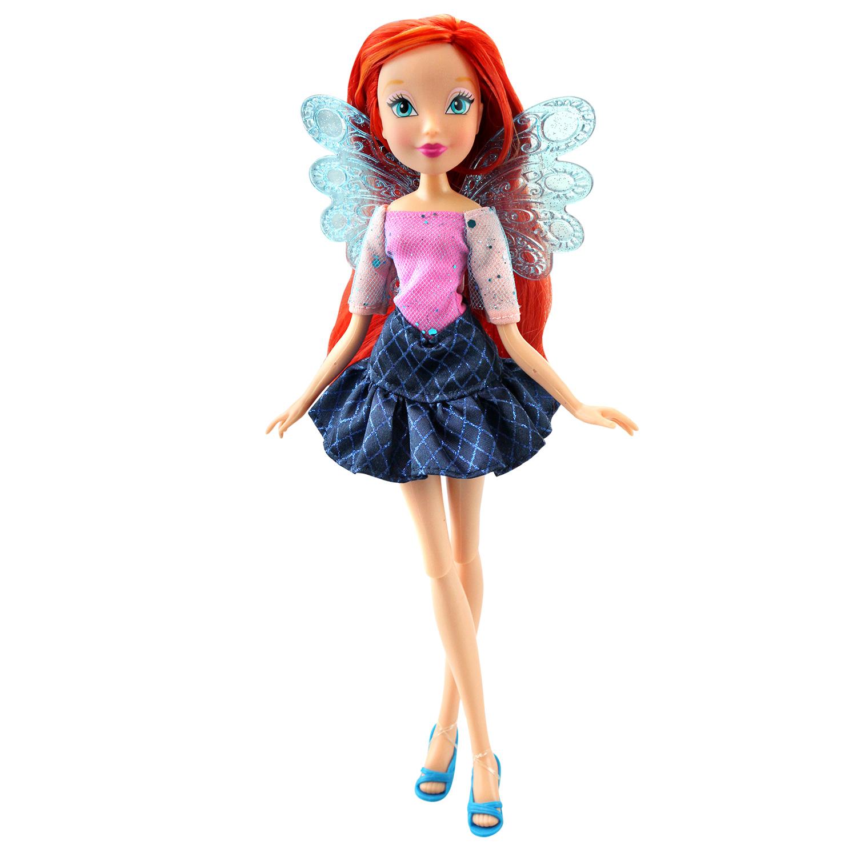 Купить IW01541801, Кукла Winx Club Два наряда , Блум, Женский (shop: GulliverMarket Gulliver Market)
