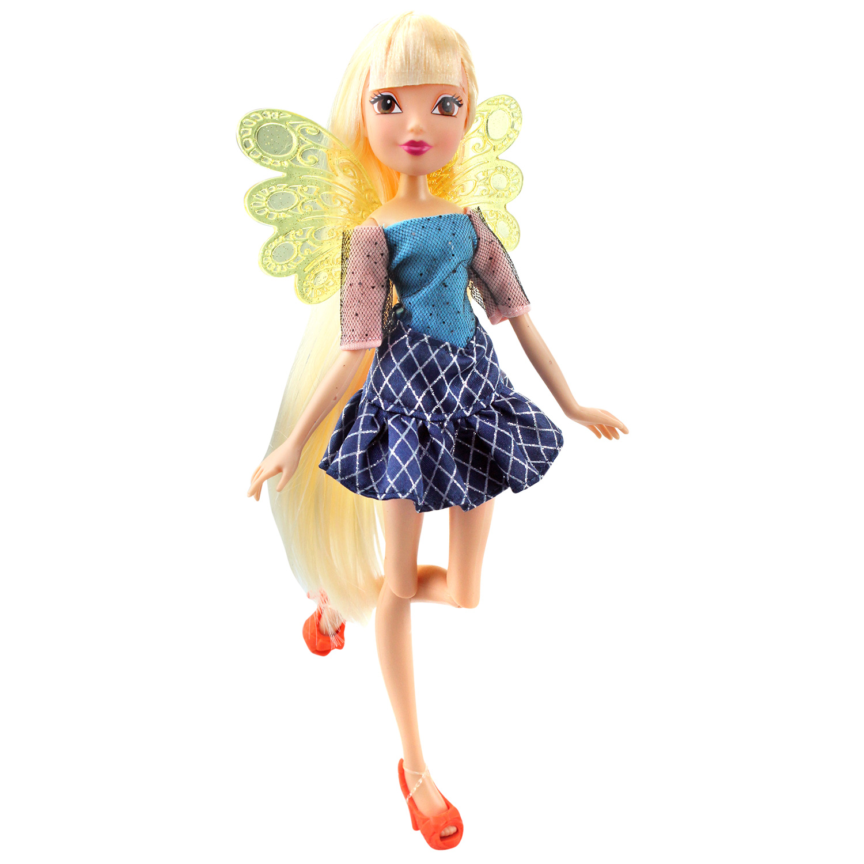 Купить IW01541803, Кукла Winx Club Два наряда , Стелла, Женский (shop: GulliverMarket Gulliver Market)