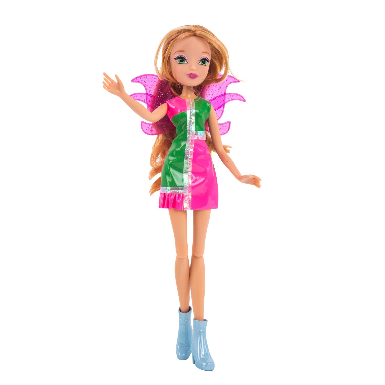 Купить IW01601802, Кукла Winx Club Твигги , Флора, Женский (shop: GulliverMarket Gulliver Market)