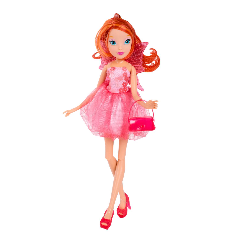 Купить IW01641801, Кукла Winx Club Бон Бон , Блум, Женский (shop: GulliverMarket Gulliver Market)