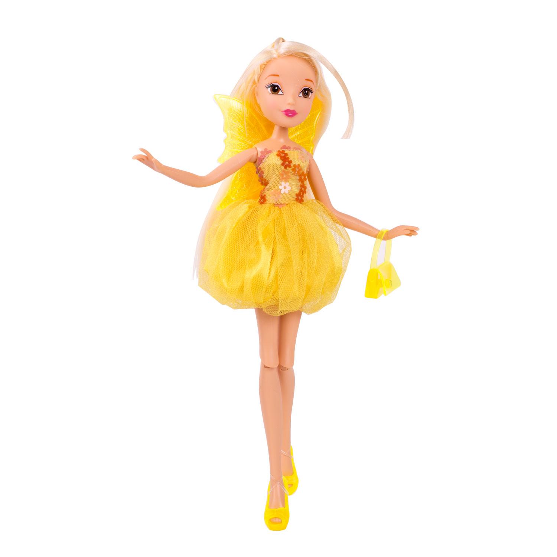 Купить IW01641803, Кукла Winx Club Бон Бон , Стелла, Женский (shop: GulliverMarket Gulliver Market)