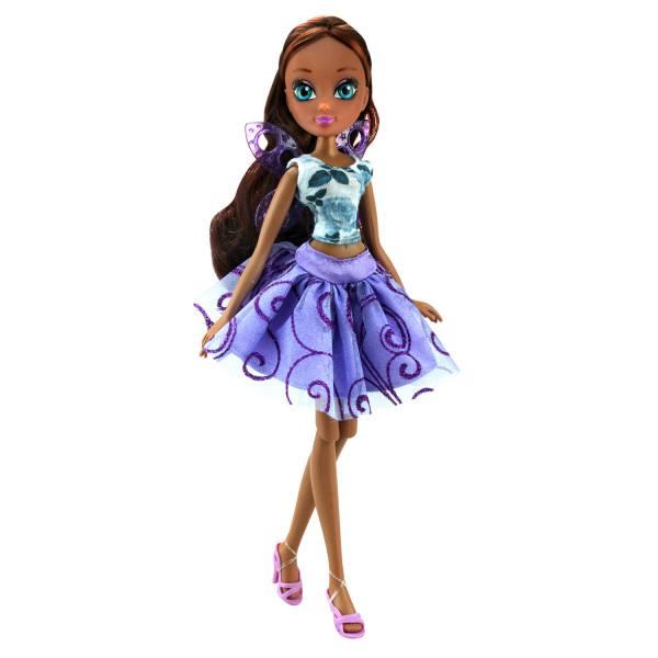 """Кукла Winx Club """"Волшебные крылышки"""" Лейла"""