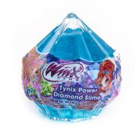 Слайм 3Д  «Магия Тайникс» Блум голубой