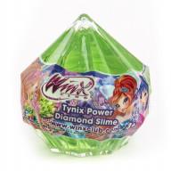 Слайм 3Д  «Магия Тайникс» Флора зеленый