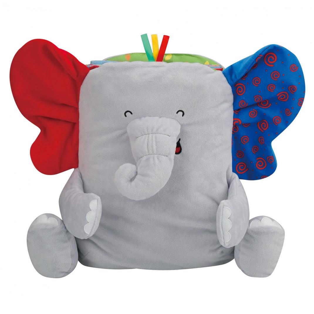 Фото - K'S Kids Развивающая игрушка-коврик K'S Kids Слон развивающая игрушка ks kids вейн что носить 20 7 26см ka690