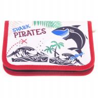 Пенал школьный Пираты